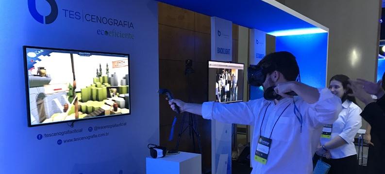 Realidade Virtual como nova forma de comunicação e interação