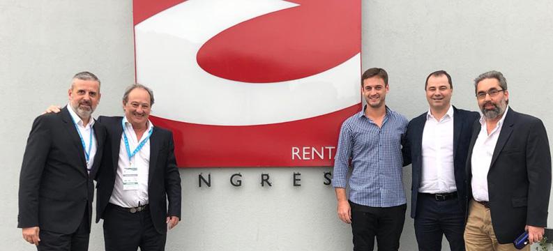 Grupo R1 e Congress Rental assinam acordo de cooperação estratégica