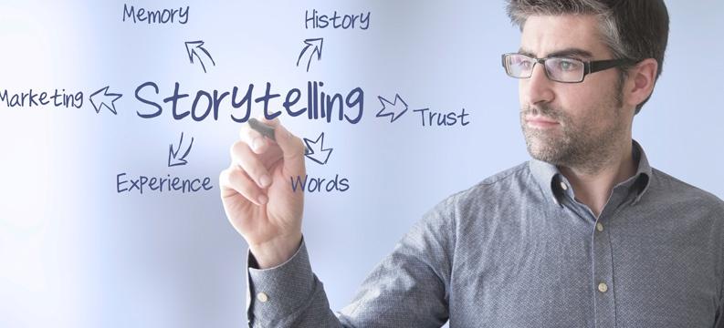 Storytelling na construção do evento